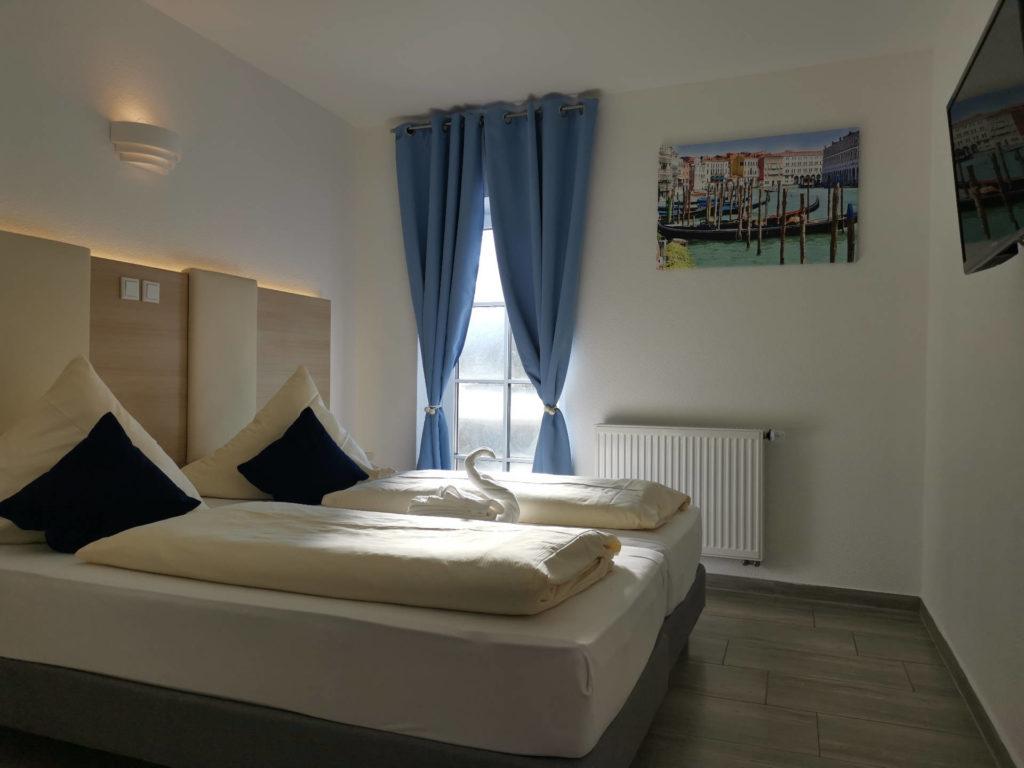 Hotel Mezzero Waldshut-Tiengen Zweibettzimmer