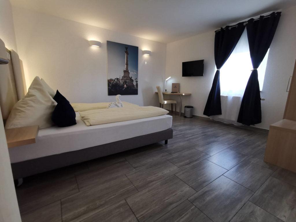 Hotel Mezzero Waldshut-Tiengen Zweibettzimmer Eco