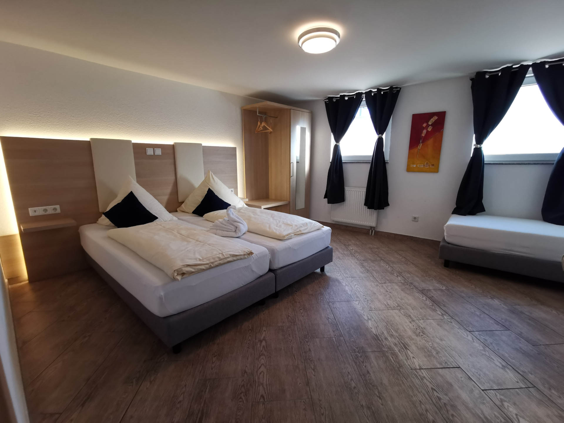 Hotel Mezzero Waldshut-Tiengen doppelzimmer